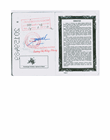 Authenticated copy of passport or Vietnamese ID card of investor's representative